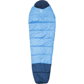 Haglöfs Moonlite -1 Sovepose 190 cm, aero blue/hurricane